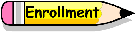 enrollment pencil logo